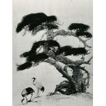 CHIN-SAN LONG [lang jingshan/lang ching-shan] - Chinese Painting I - Original vintage photogravure