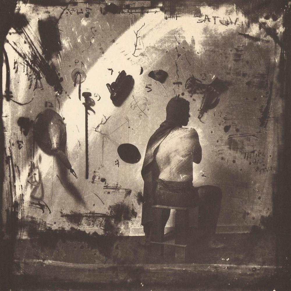 JOEL-PETER WITKIN - The Sins of Joan Miro - Original vintage photogravure