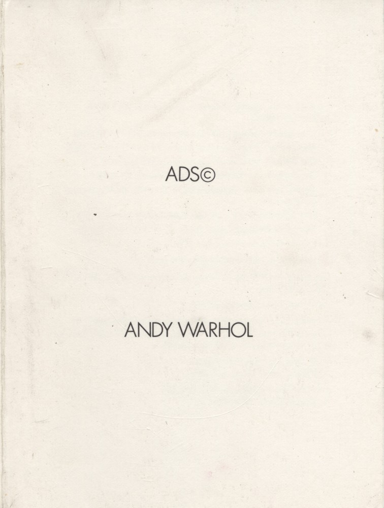 ANDY WARHOL - Ads Suite - Color offset lithographs - Image 9 of 10