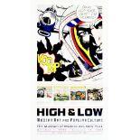 ROY LICHTENSTEIN - Okay, Hot-Shot - Color offset lithograph
