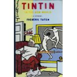 ROY LICHTENSTEIN - Tintin Reading I (a) - Color offset lithograph