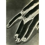 MAN RAY - Study of Hands - Original vintage photogravure