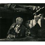 YOUSUF KARSH - Frank Lloyd Wright - Original vintage photogravure