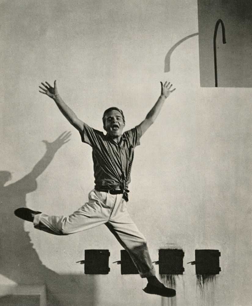 CECIL BEATON - Truman Capote - Original vintage photogravure