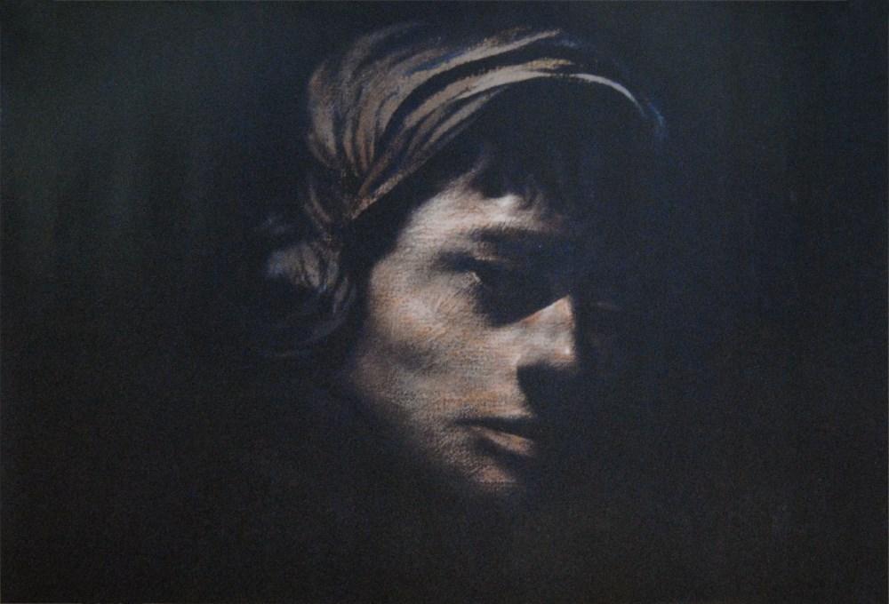 RAFAEL CORONEL - Sin Titulo - Color offset lithograph