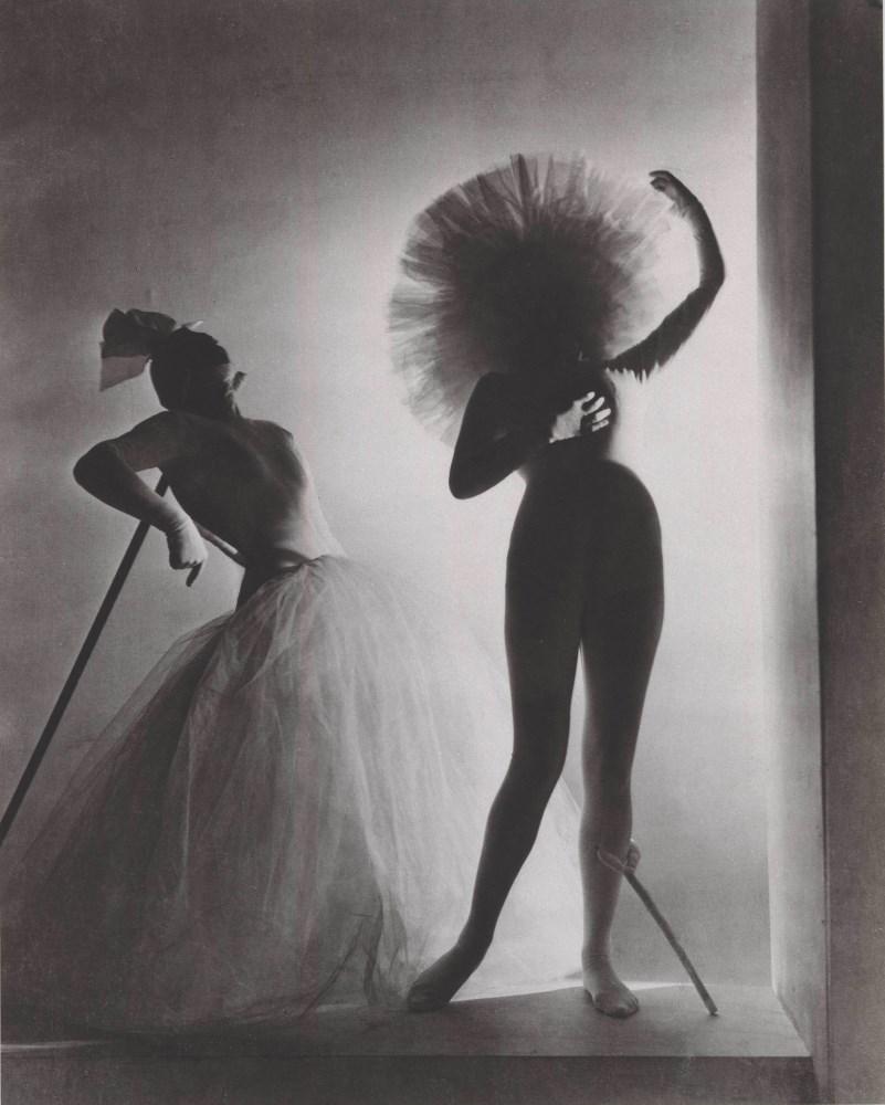 HORST P. HORST - Costume Designs by Salvador Dali for His Ballet Bacchanale, Paris - Original pho...
