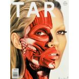 DAMIEN HIRST - Kate Moss: Transparency - Color offset lithograph with embossing