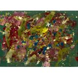 SAM FRANCIS [d'apres] - Untitled - Acrylic on paper