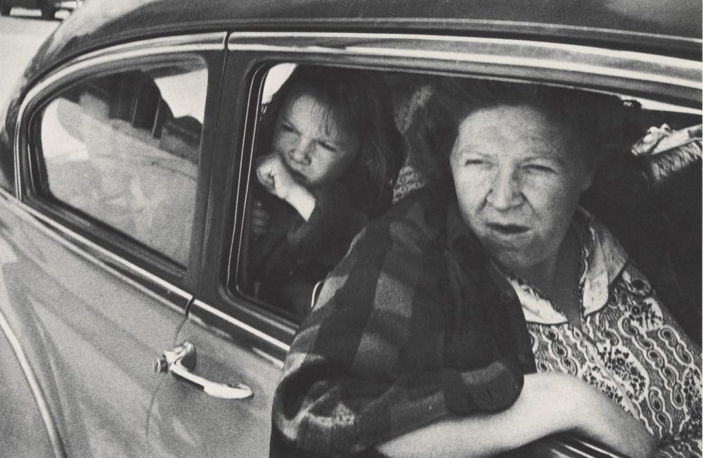 ROBERT FRANK - Butte, Montana - Original photogravure
