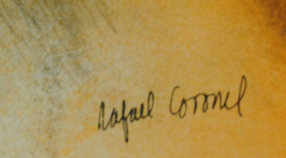 RAFAEL CORONEL - El Monero - Color offset lithograph - Image 3 of 5