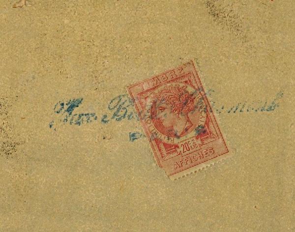 JULES CHERET - Aux Buttes Chaumont/Jouets - Original vintage color lithograph - Image 4 of 4