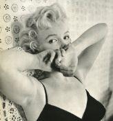 CECIL BEATON - Marilyn Monroe 1956 #2 - Original vintage photogravure