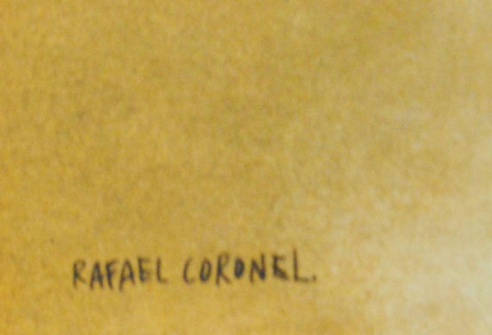 RAFAEL CORONEL - El Monero - Color offset lithograph - Image 2 of 5