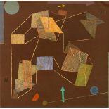 PAUL KLEE - Auftrieb - Original color lithograph