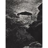 EDWARD WESTON - Kelp, China Cove, Point Lobos - Original photogravure