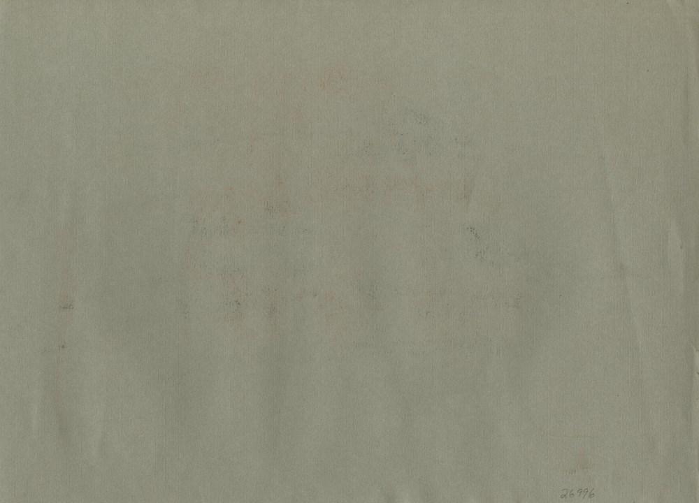 JOSEPH BEUYS - Radfahrer - Oil pencil drawing - Image 2 of 2