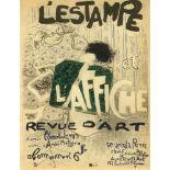 PIERRE BONNARD - L'Estampe et l'affiche - Original color lithograph