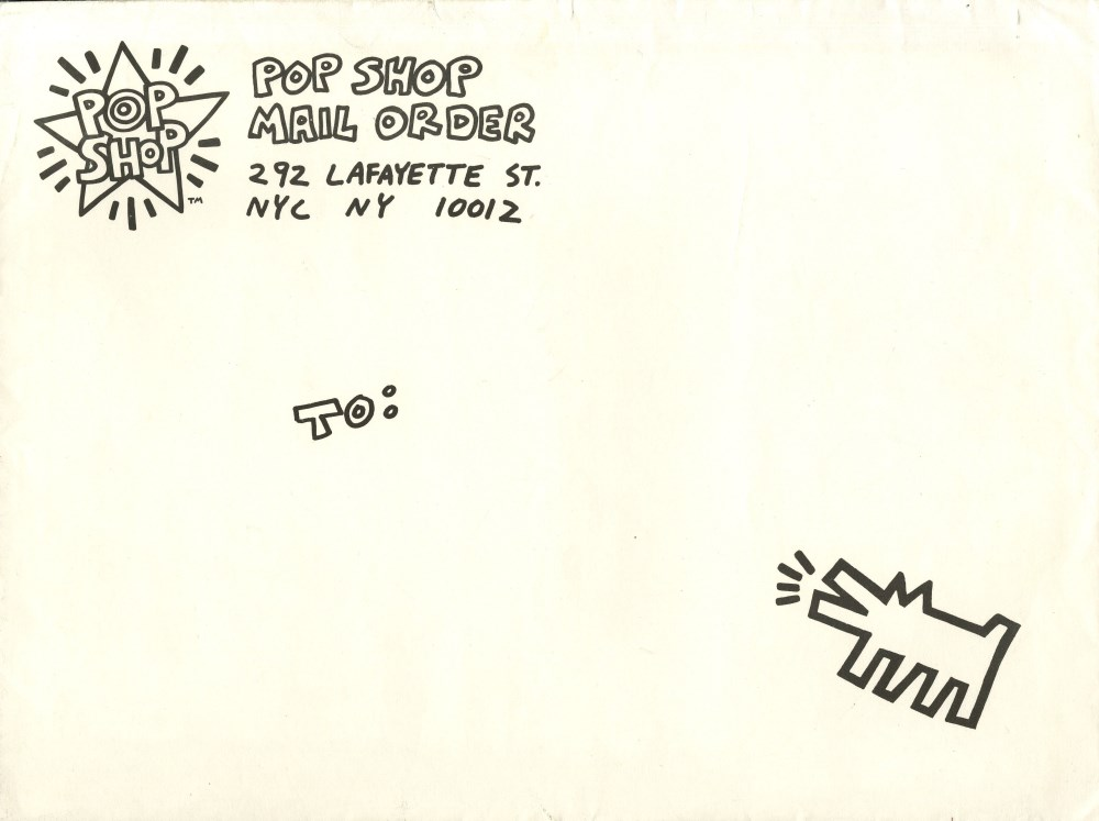 KEITH HARING - Pop Shop Mail Order Catalogue - Color offset lithograph - Image 4 of 4