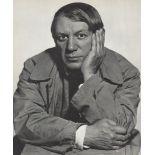 MAN RAY - Pablo Picasso - Original photogravure