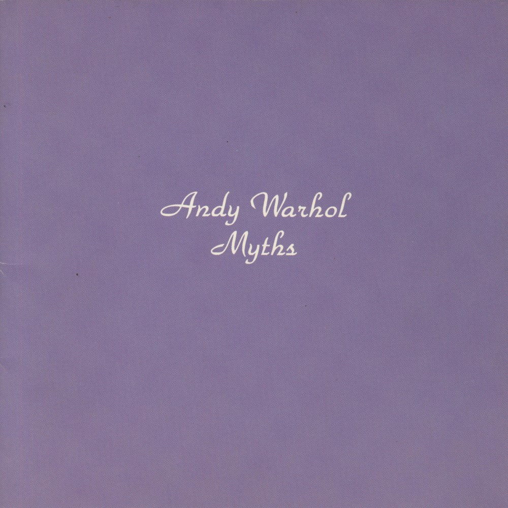 ANDY WARHOL - Myths Suite - Color offset lithographs - Image 7 of 10