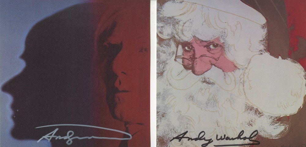 ANDY WARHOL - Myths Suite - Color offset lithographs - Image 5 of 10