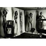 HELMUT NEWTON - French Vogue I - Original photolithograph