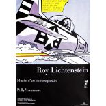 ROY LICHTENSTEIN - Whaam! - Color lithograph and silkscreen