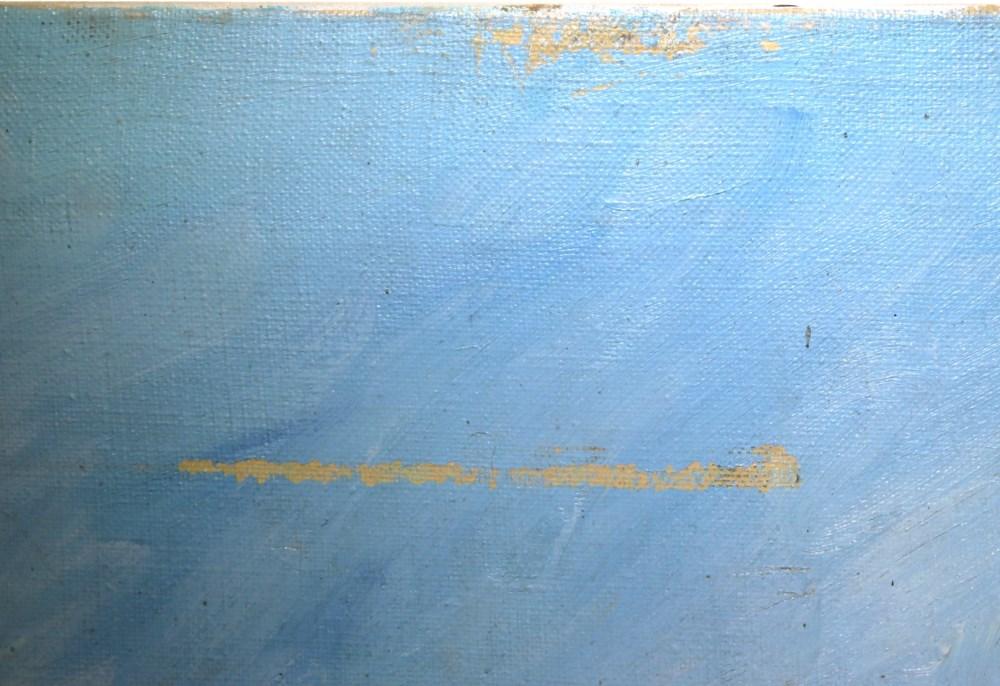 WINSTON S. CHURCHILL [imputee] - Four Peaks - Oil on canvas - Image 4 of 5