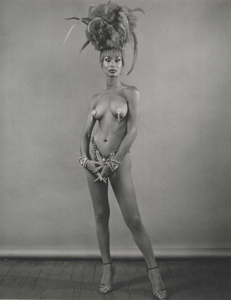 ROBERT MAPPLETHORPE - Nikki Starnes - Original vintage photogravure