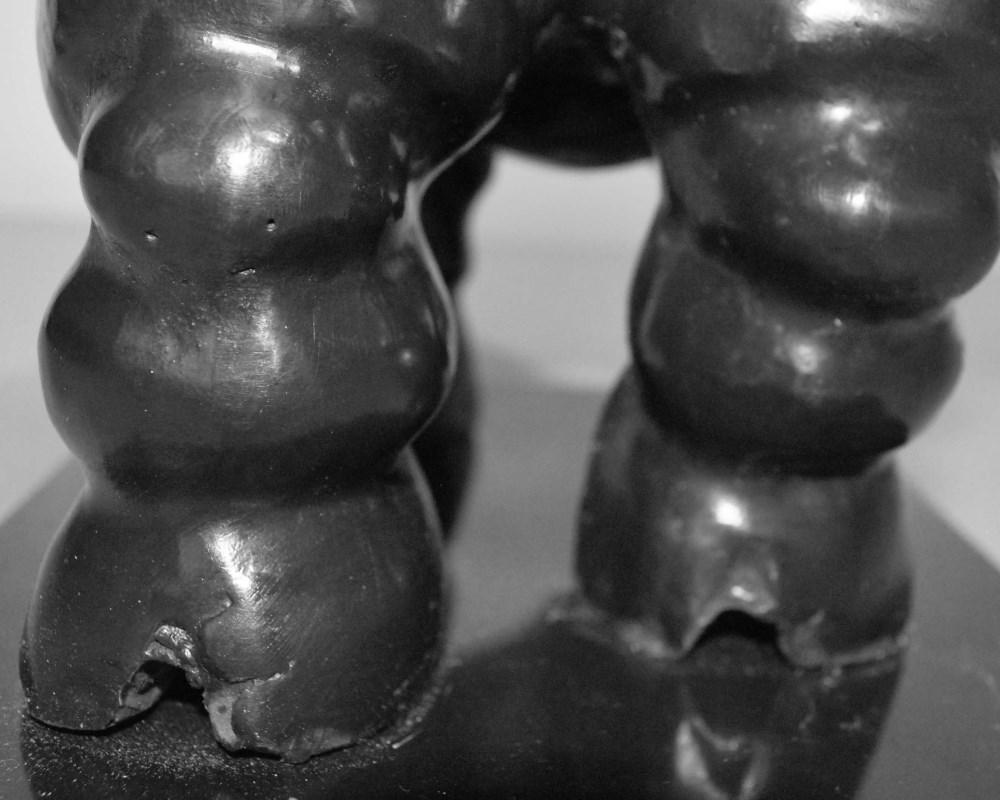 FERNANDO BOTERO [imputee] - Toro - Bronze sculpture with very dark brown patina - Image 8 of 10