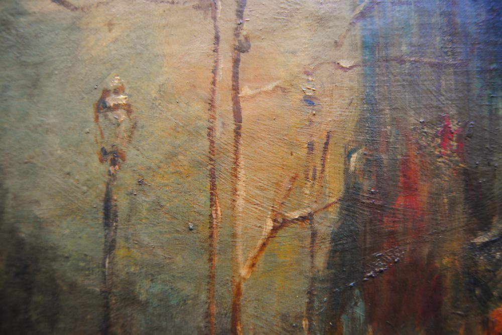 EDOUARD CORTES [d'apres] - Parisian View - Oil on canvas - Image 7 of 10