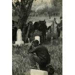 HENRI CARTIER-BRESSON - Taos, New Mexico - Original vintage photogravure