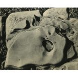 EDWARD WESTON - Rock Erosion - Original vintage photogravure