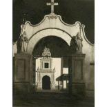 PAUL STRAND - Church, Coapiaxtla - Original photogravure