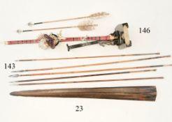 Schwert des Fächerfisches (Marlin)Schönes, altes Stück. 80 cm.Zustand: II