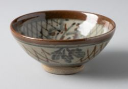 BRYAN HADEN (SOUTH AFRICAN: 1930 - ): A SMALL STONEWARE BOWL