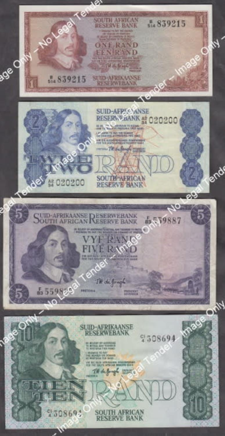 A MISCELLANEOUS COLLECTION OFUNCOUNTED BANKNOTES