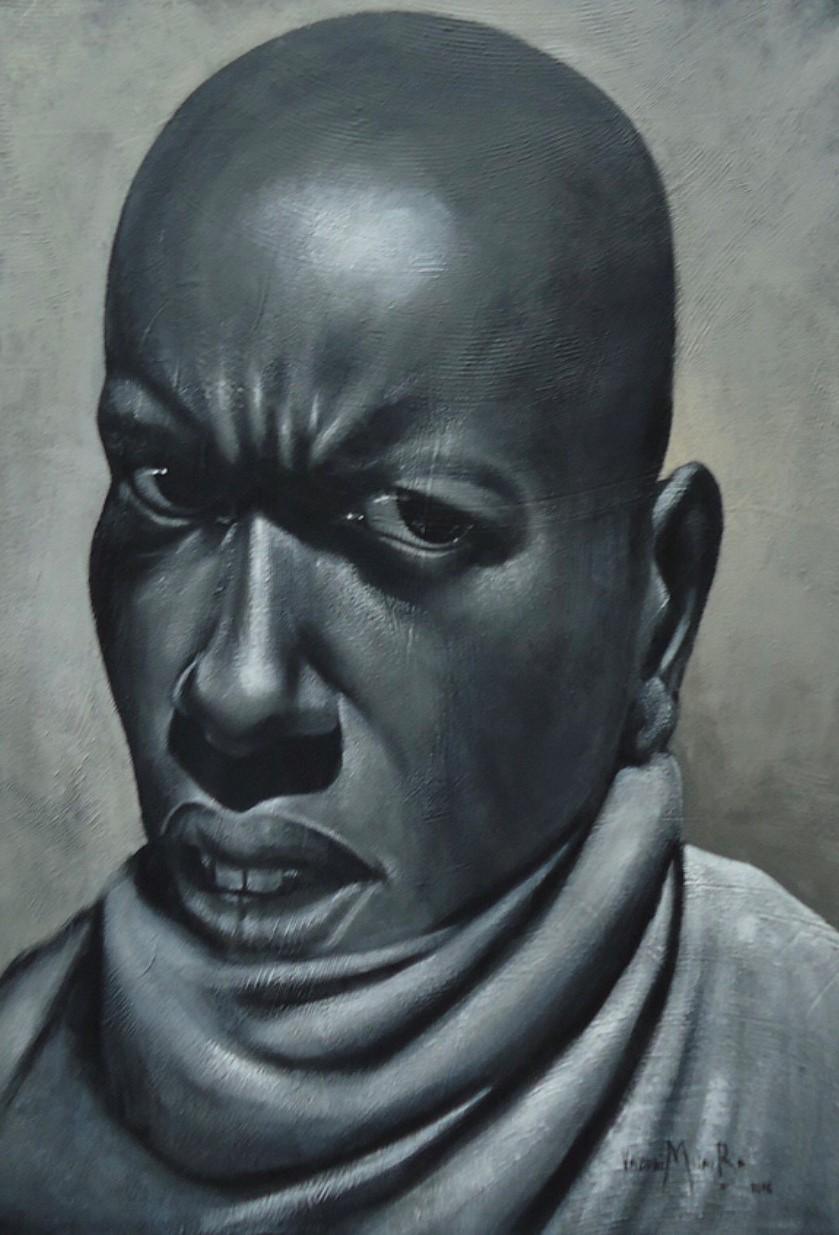 Velaphi George Mzimba (South Africa 1959 ? ): DEFENDER