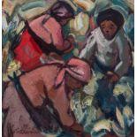 Hendrik (Hennie) Niemann (South Africa 1941 ? ): HARVESTERS