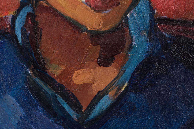 François Krige (South Africa 1913 ? 1994): BOY IN BLUE - Image 5 of 6