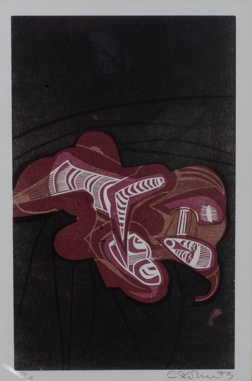 Cecil Edwin Frans Skotnes (South Africa 1926 ? 2009):SENZANGKONA SEDUCES NANDI