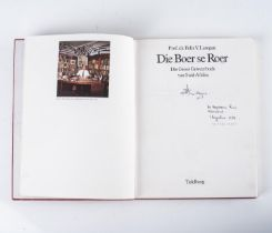Lategan, Prof. Dr. F. V. ? DIE BOER SE ROER (LIMITED EDITION SIGNED AND INSCRIBED BY THE AUTHOR)