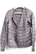 UNIQLO QUILTED JACKET, Colour : BLACK, AGE: UNKNOWN, SIZE: MED, CONDITION GRADE: OK * TO BE SOLD