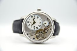 GENTLEMAN'S MAURICE LACROIX MATERPIECE GRAVITY LIMITED EDITION, AUTOMATIC MANUFACTURE ML230,