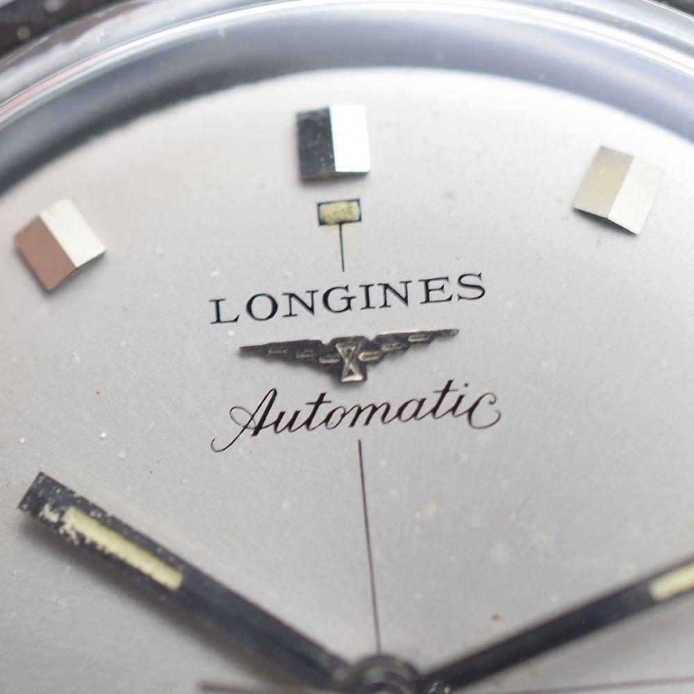 GENTLEMAN'S LONGINES AUTOMATIC ULTRA-CHRON, REF. 7951-1, CIRCA. 1967, AUTOMATIC LONGINES CAL. 431, - Image 6 of 8