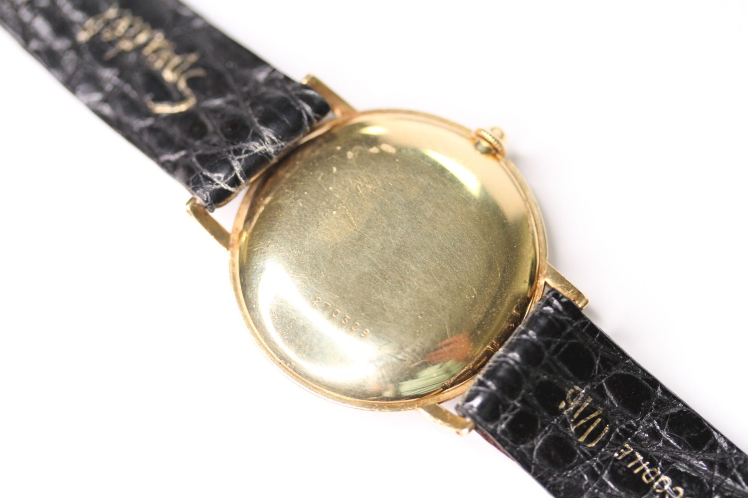 VINTAGE ROLEX OVERSIZE WRISTWATCH CIRCA 1940s, circular silver dial with roman numerals and dot hour - Image 3 of 5