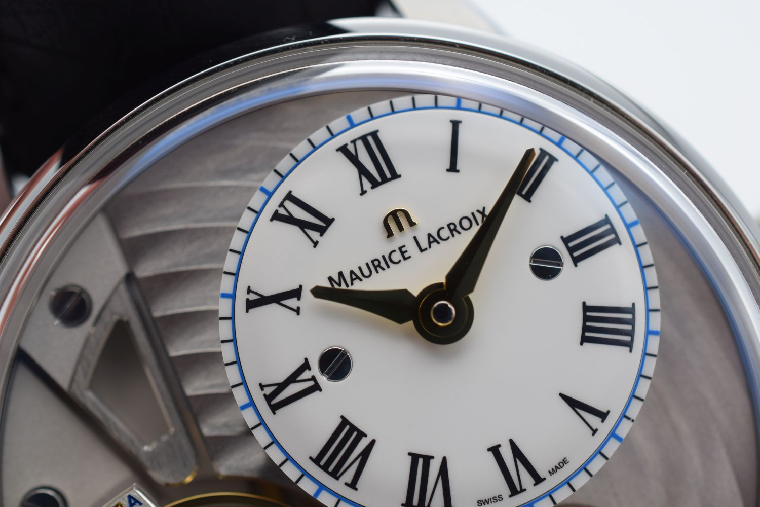 GENTLEMAN'S MAURICE LACROIX MATERPIECE GRAVITY LIMITED EDITION, AUTOMATIC MANUFACTURE ML230, - Image 6 of 8