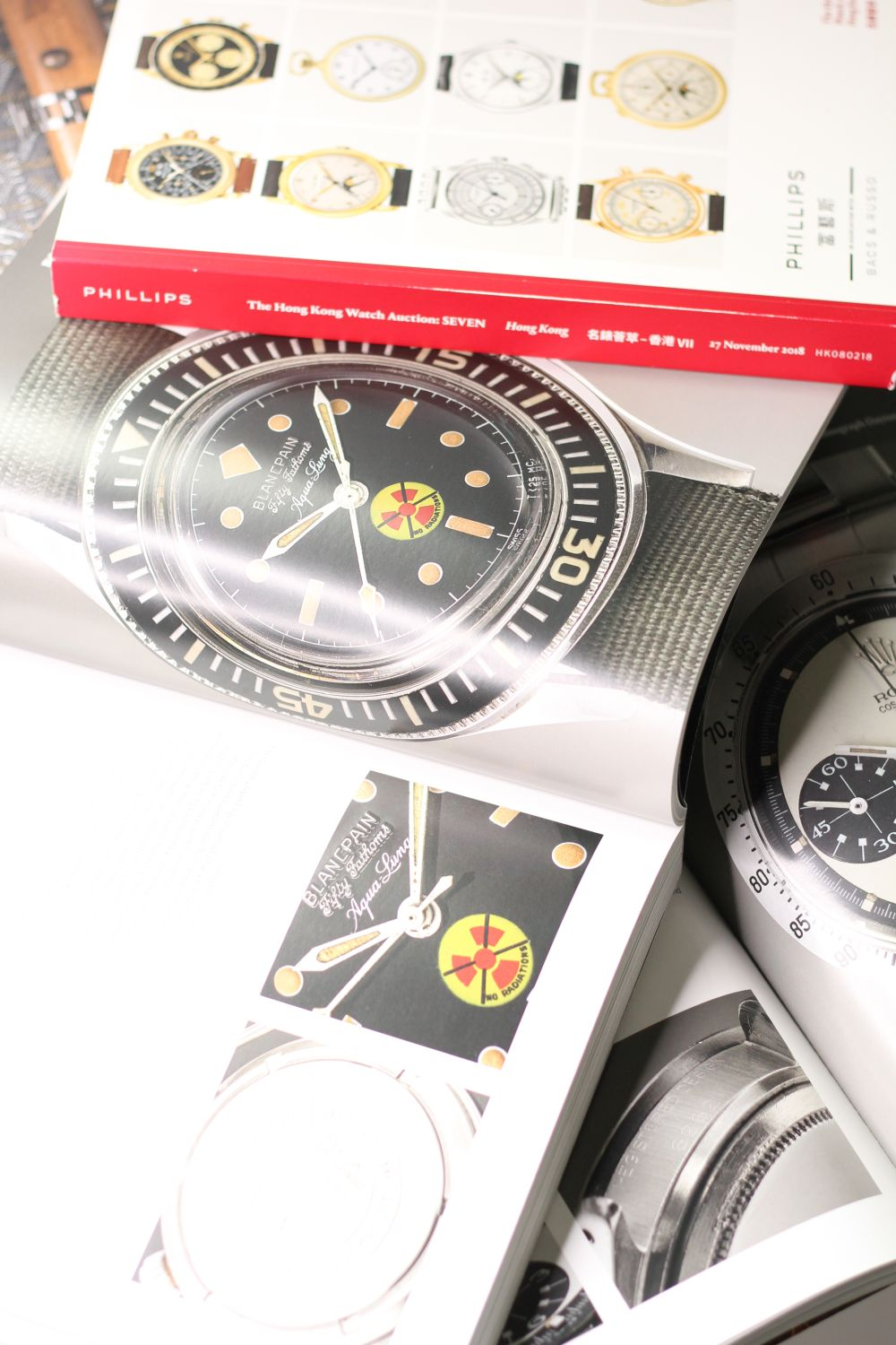 A collection of watch catalogues from Philips (3), Watches of Knightsbridge (7) and Christies (1) - Image 3 of 3