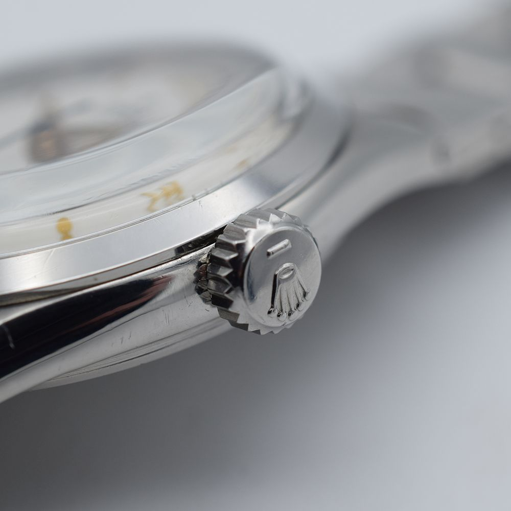 GENTLEMAN'S TUDOR OYSTER ROYAL, REF. 7934, CIRCA 1958/59, 34MM, BOX ONLY, circular white dial with - Image 10 of 13