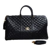 """CHANEL""""STYLE"""" QUILTED LEATHER BAG"""